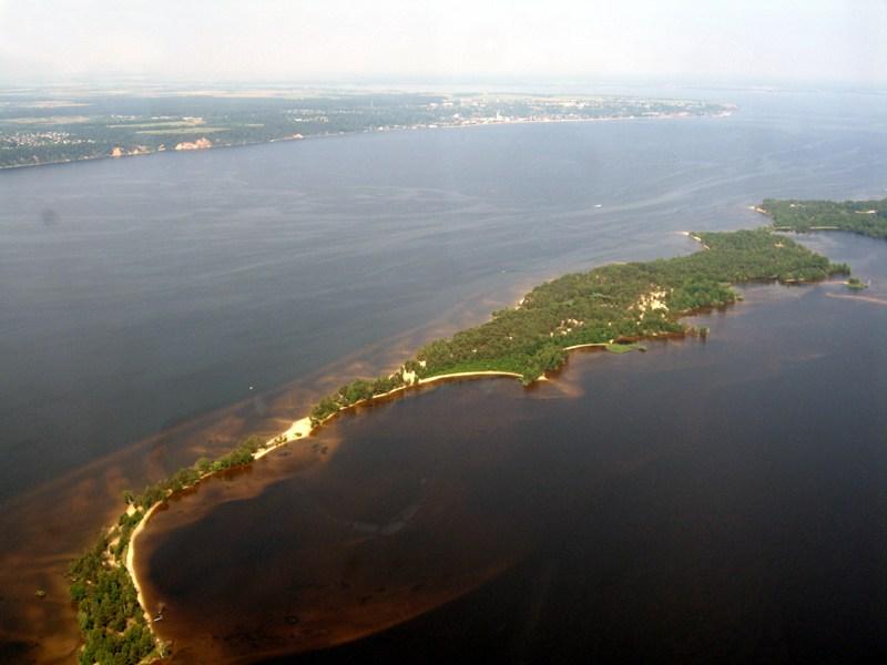 волга острова